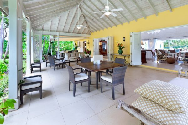 Barbados Outdoor Area