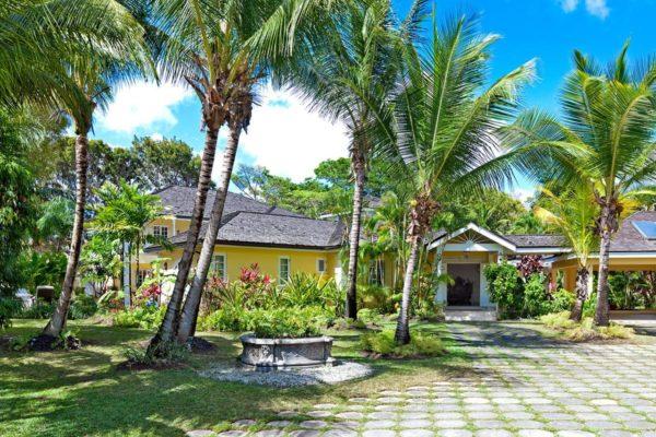 Barbados Outside