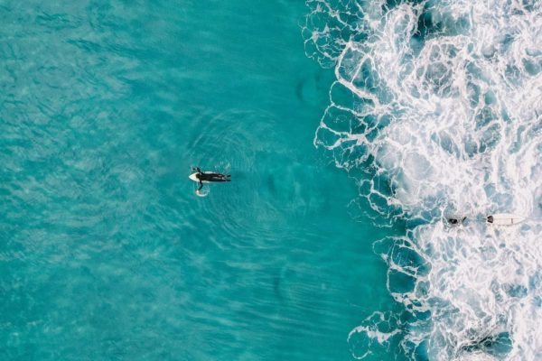 Barbados Paddle Out