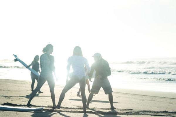 Beach Lesson Guatemala