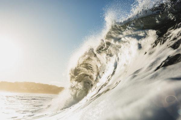 Breaking Wave Nicaragua