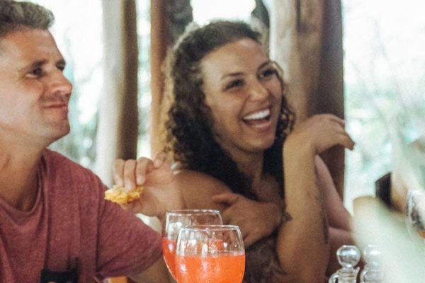 Costa Rica Lauging Guests