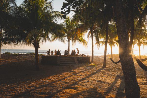 Eco Bay Sunset