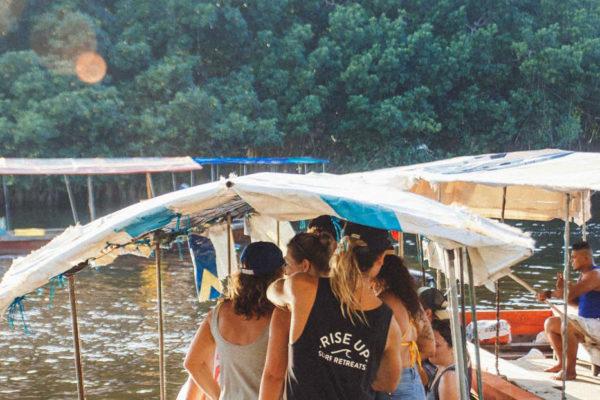 Guatemala Boat Trip