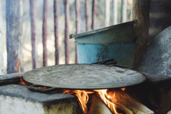 Guatemala Heating Pan