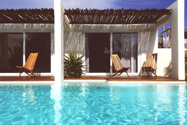 Guatemala Retreat Pool