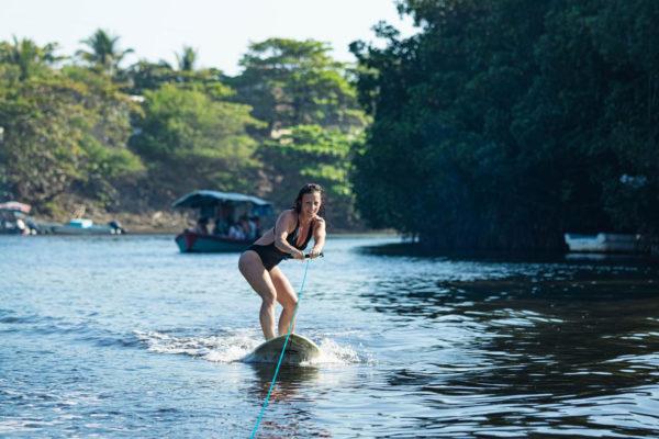 Guatemala Wake Boarding