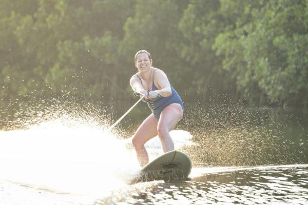 Guatemala Wake Surfing