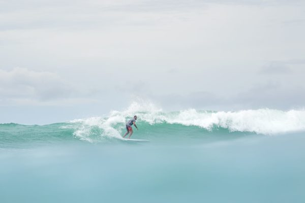 Phil on a wave - Costa Rica