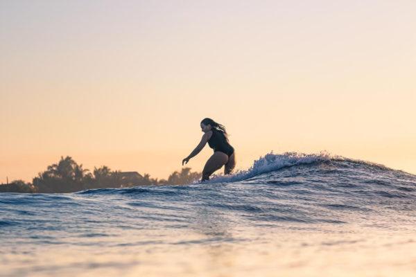 Sunlight wave riding - Guatemala