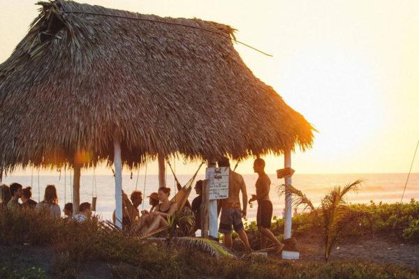 Sunset Hut - Guatemala