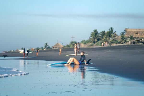 Waiting for Waves - Guatemala