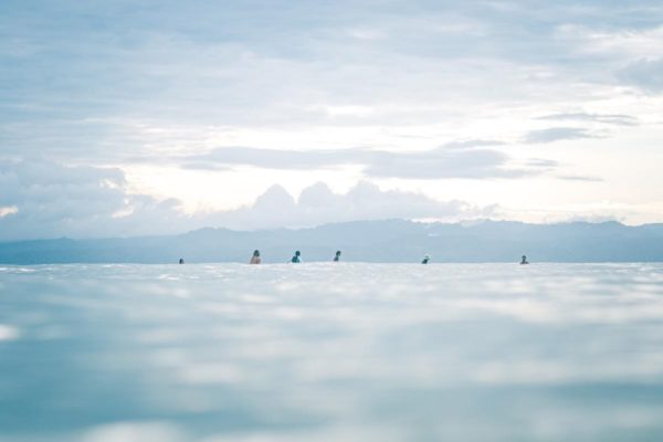 Waiting for waves - Costa Rica